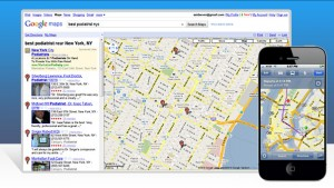 how-to-get-on-1st-pg-of-google-local-search